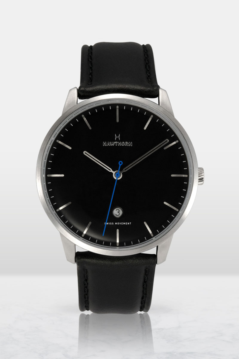 hemingway classic stainless black